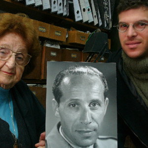 Izraelský fotograf Rudi Weissenstein